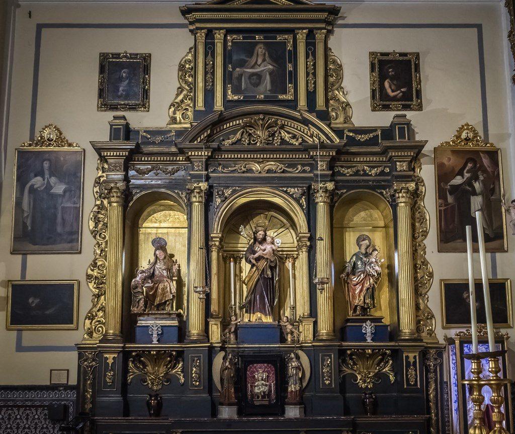 Altar de San José