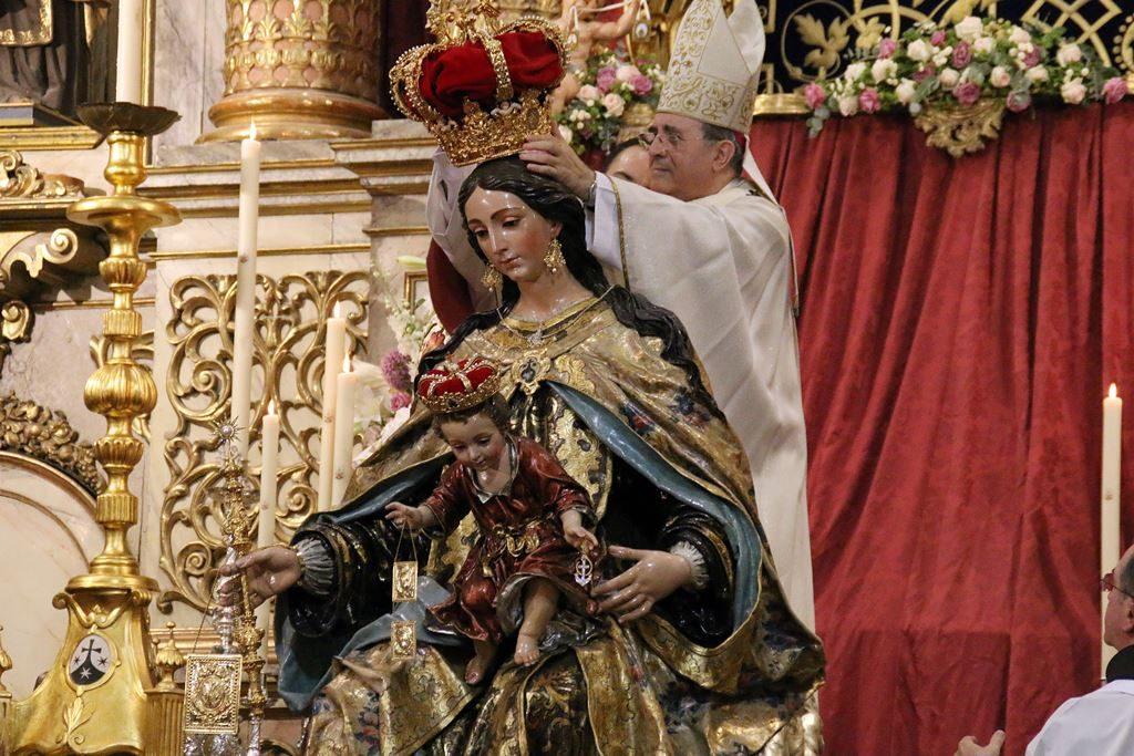 Coronación Carmen