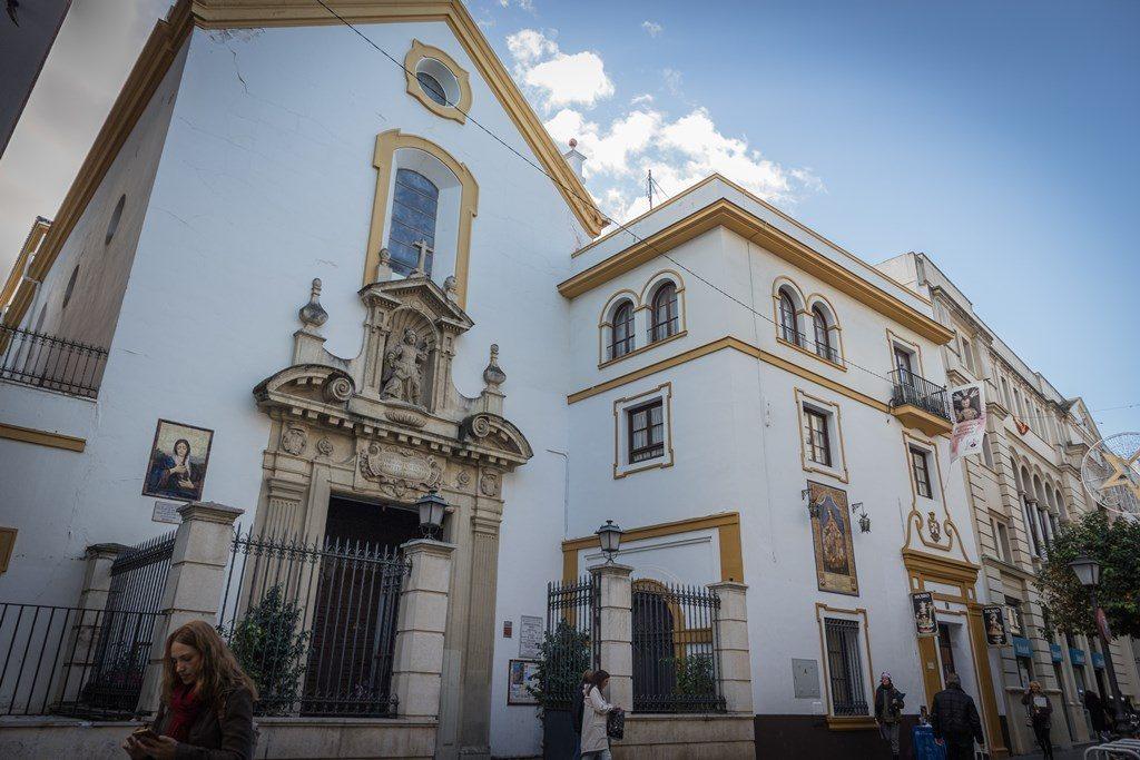 Exterior Convento