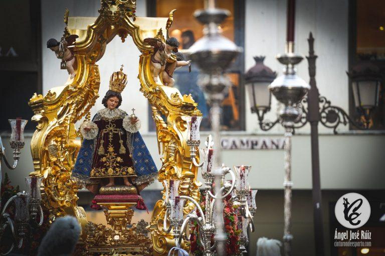 Salida Niño Jesús de Praga 2019