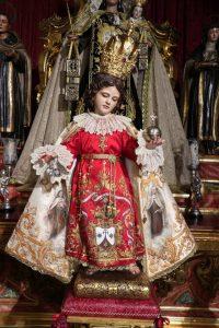 Triduo y Función Niño Jesús de Praga