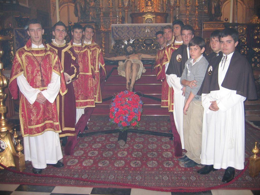 Via Crucis Desamparados 2011