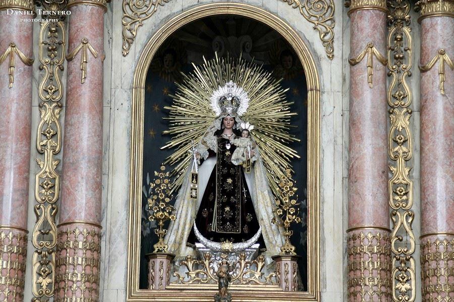 Virgen del Carmen Camarín