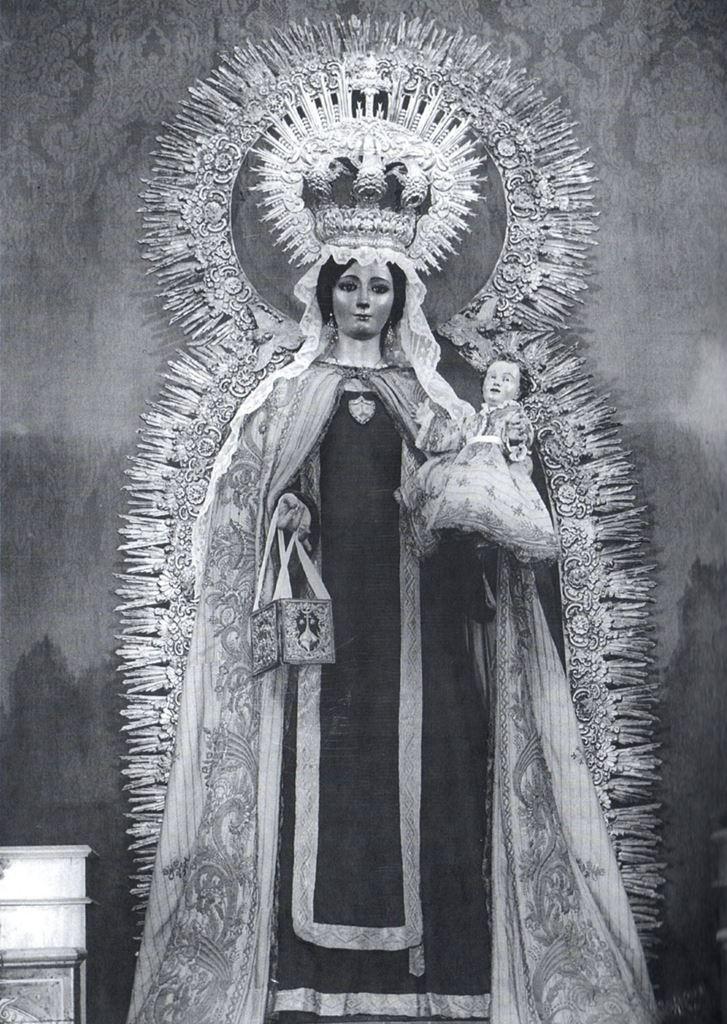 Virgen del Carmen Antaño