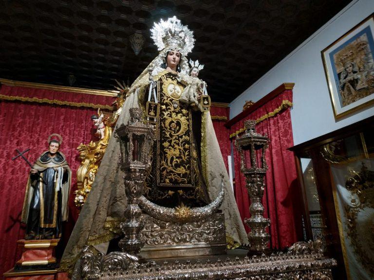 Procesión Claustral de Nuestra Señora del Carmen