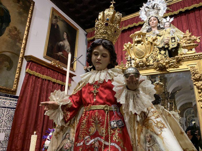 Besamanos Milagroso Niño Jesús de Praga 2020