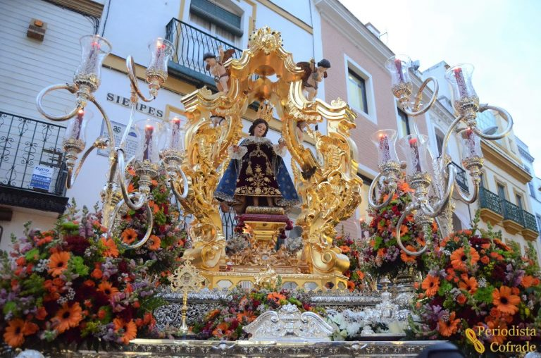 Salida Procesional Milagroso Niño Jesús de Praga 2020