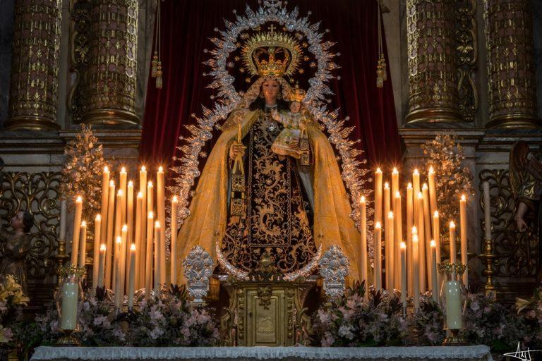 Altar de Cultos de Nuestra Señora del Carmen 2020