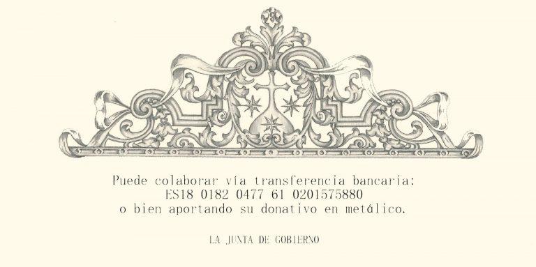 Proyecto Tiara para Nuestra Señora del Carmen del Santo Ángel