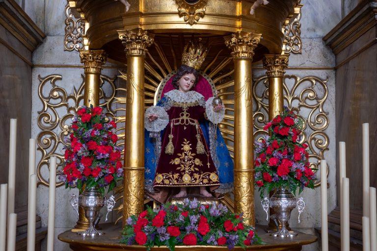 Cultos al Milagroso Niño Jesús de Praga 2021
