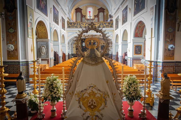 Cultos y Galería a Nuestra Señora del Carmen 2021